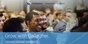 Internships with Gallagher