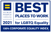 Gallagher Earns Top Mark in Human Rights Campaign's 2021 Corporate Equality Index