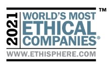 World's Most Ethical Companies 2021