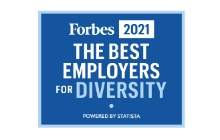 Forbes' One of America's Best Employers for Diversity