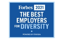 Forbes 2021 Best Employers for Diversity