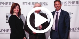"""World's Most Ethical Companies"" and ""Ethisphere"" names and marks are registered trademarks of Ethisphere LLC."